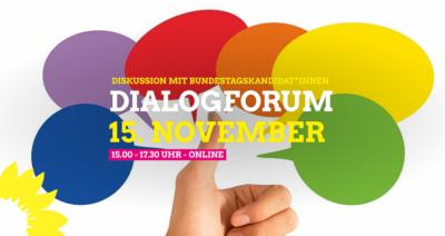 Dialogforum am 15. November 2020